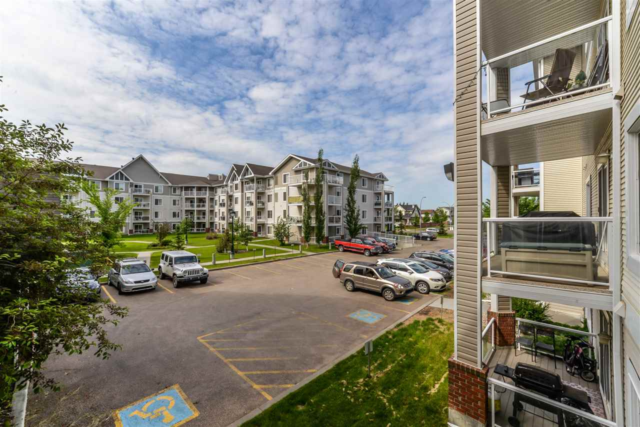 Photo 28: 206 15211 139 Street in Edmonton Apartment Condo for sale MLS E4068966