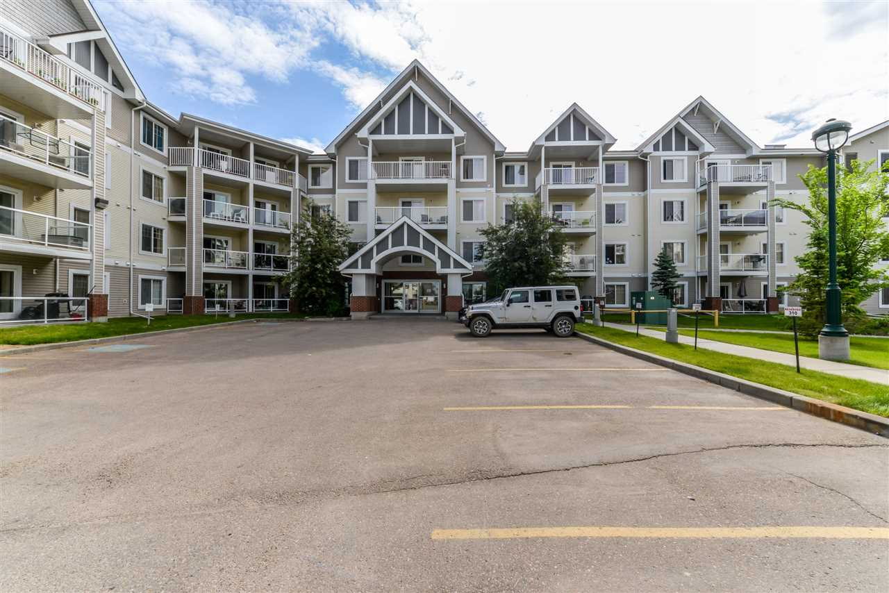 Main Photo: 206 15211 139 Street in Edmonton Apartment Condo for sale MLS E4068966