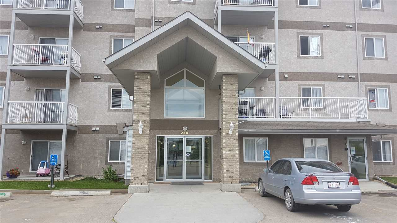 Main Photo: 416 240 Spruce Ridge Road: Spruce Grove Condo for sale : MLS(r) # E4069103