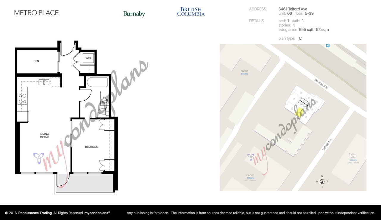 Main Photo: 2806 6461 TELFORD Avenue in Burnaby: Metrotown Condo for sale (Burnaby South)  : MLS(r) # R2180596