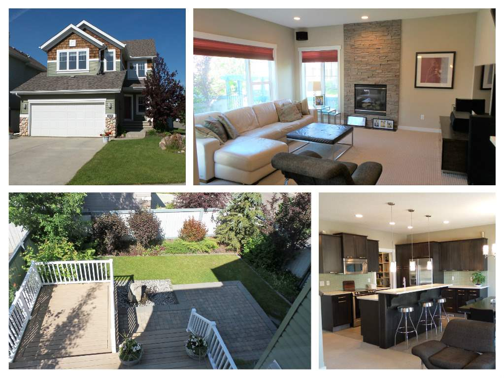 Main Photo: 3078 SPENCE Wynd in Edmonton: Zone 53 House for sale : MLS® # E4072368