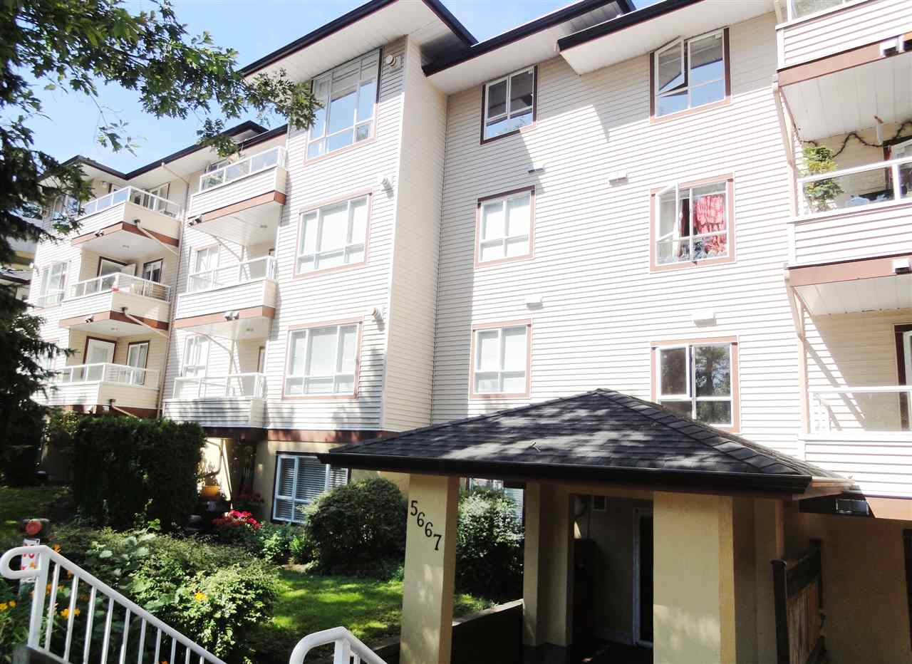 "Main Photo: 311 5667 SMITH Avenue in Burnaby: Central Park BS Condo for sale in ""CENTRAL PARK BS"" (Burnaby South)  : MLS(r) # R2186746"