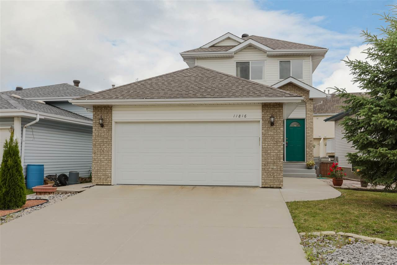 Main Photo: 11816 9 Avenue in Edmonton: Zone 16 House for sale : MLS® # E4074256