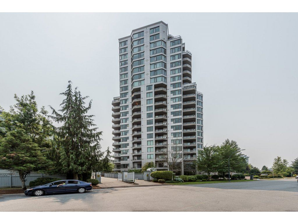 "Main Photo: P01 13880 101 Avenue in Surrey: Whalley Condo for sale in ""ODYSSEY TOWERS"" (North Surrey)  : MLS® # R2195711"