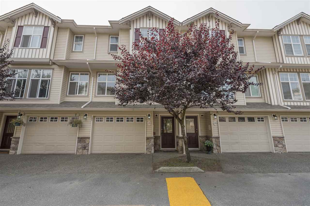 Main Photo: 171 6450 VEDDER Road in Sardis: Sardis East Vedder Rd Townhouse for sale : MLS® # R2195859