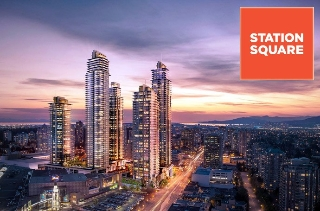 Main Photo: 808 4688 KINGSWAY in Burnaby: Metrotown Condo for sale (Burnaby South)  : MLS® # R2197645