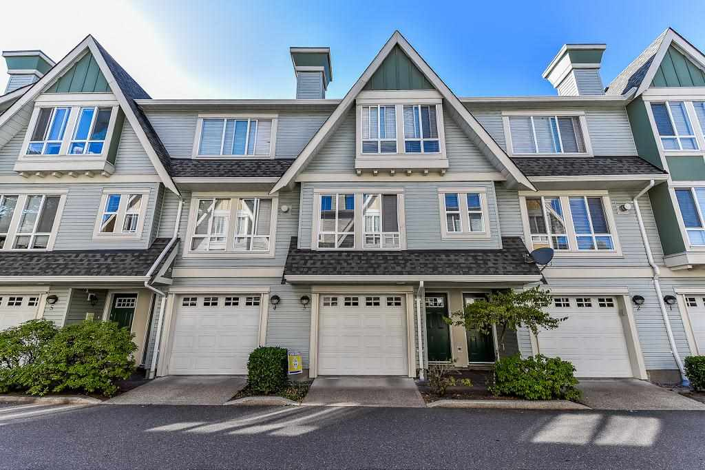 "Main Photo: 3 16388 85 Avenue in Surrey: Fleetwood Tynehead Townhouse for sale in ""Camelot"" : MLS® # R2205719"