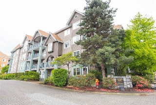 "Main Photo: 207 3085 PRIMROSE Lane in Coquitlam: North Coquitlam Condo for sale in ""LAKESIDE TERRACE"" : MLS® # R2209466"