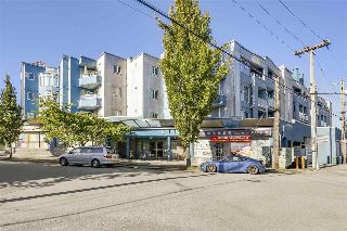 "Main Photo: 102 4893 CLARENDON Street in Vancouver: Collingwood VE Condo for sale in ""CLARENDON PLACE"" (Vancouver East)  : MLS® # R2211401"