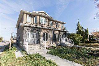 Main Photo: 8156 79 Avenue in Edmonton: Zone 17 House Half Duplex for sale : MLS® # E4084653