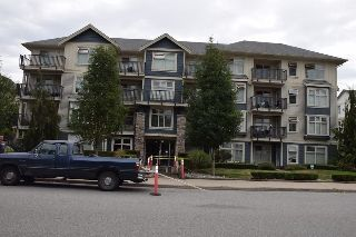 "Main Photo: 208 8084 120A Street in Surrey: Queen Mary Park Surrey Condo for sale in ""ECLIPSE"" : MLS® # R2213424"