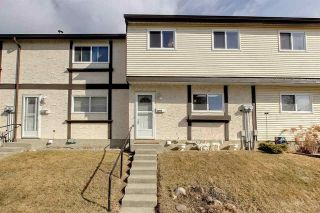 Main Photo: 1294 LAKEWOOD Road W in Edmonton: Zone 29 Townhouse for sale : MLS® # E4087034