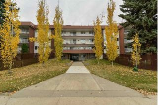 Main Photo: 106 14810 51 Avenue in Edmonton: Zone 14 Condo for sale : MLS® # E4087320
