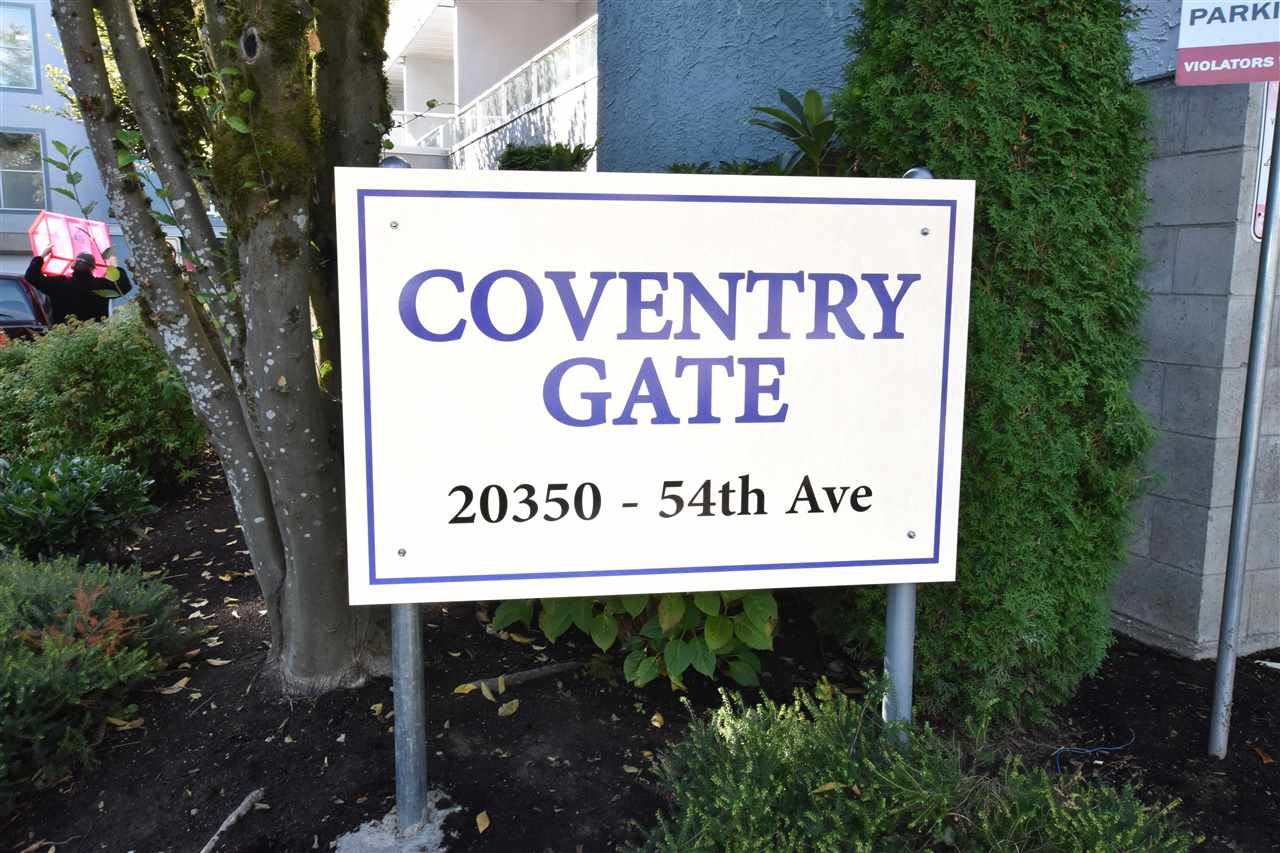 FEATURED LISTING: 109 - 20350 54 Avenue Langley