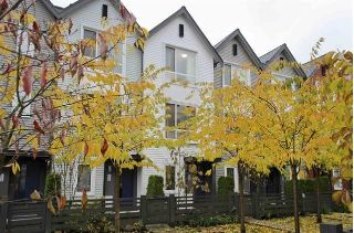 "Main Photo: 35 2310 RANGER Lane in Port Coquitlam: Riverwood Townhouse for sale in ""FREMONT BLUE"" : MLS® # R2231242"