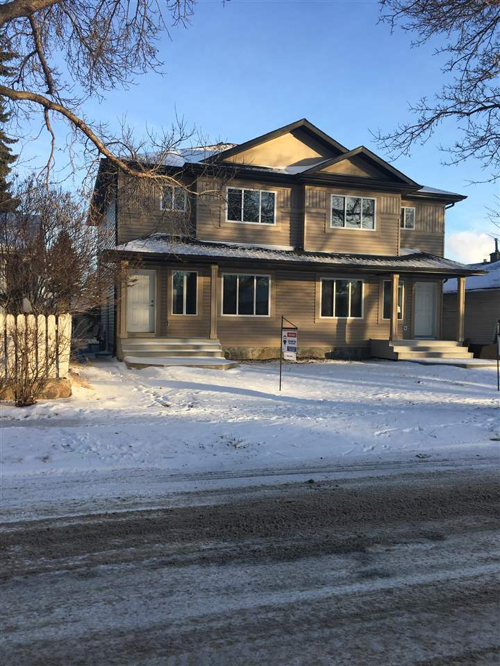 Main Photo:  in Edmonton: Zone 23 House Half Duplex for sale : MLS®# E4092968