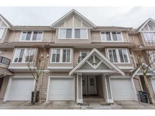 "Main Photo: 41 19141 124 Avenue in Pitt Meadows: Mid Meadows Townhouse for sale in ""MEADOWVIEW ESTATES"" : MLS® # R2236292"