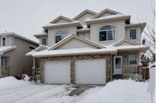 Main Photo: 15742 95 Street NW in Edmonton: Zone 28 House Half Duplex for sale : MLS® # E4095963