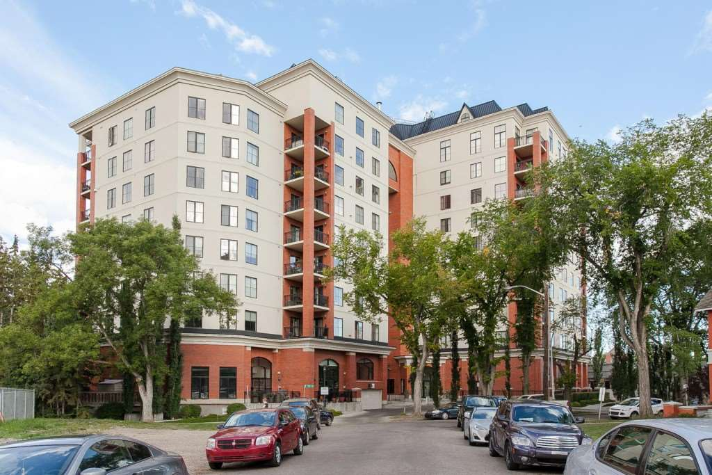 Main Photo: 1001 10108 125 Street in Edmonton: Zone 07 Condo for sale : MLS® # E4099428