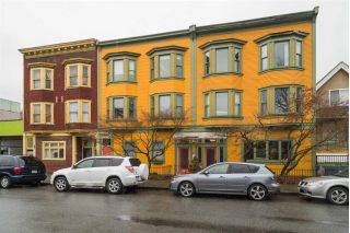 Main Photo: 6 876 E GEORGIA Street in Vancouver: Mount Pleasant VE Condo for sale (Vancouver East)  : MLS® # R2248918