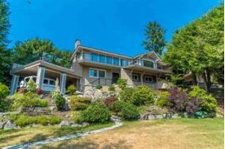 Main Photo: 4602 WOODGREEN Drive in West Vancouver: Cypress Park Estates House for sale : MLS®# R2290999