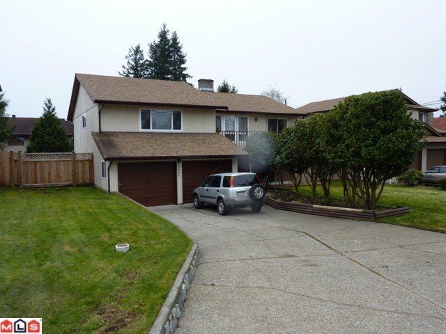 Main Photo: 10846 80TH Avenue in Delta: Nordel House for sale (N. Delta)  : MLS® # F1119084