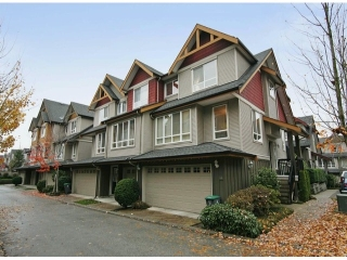 "Main Photo: 44 16789 60TH Avenue in Surrey: Cloverdale BC Townhouse for sale in ""LAREDO"" (Cloverdale)  : MLS(r) # F1324854"
