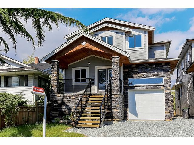 Main Photo: 313 JOHNSTON Street in New Westminster: Queensborough House for sale : MLS® # V1069104