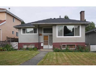 Main Photo: 5364 DUMFRIES Street in Vancouver: Knight House for sale (Vancouver East)  : MLS®# V1130969