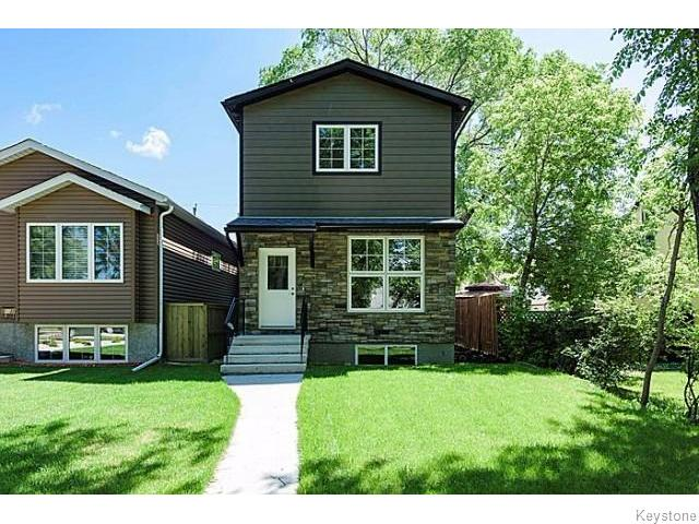 Main Photo: 92 Hill Street in WINNIPEG: St Boniface Residential for sale (South East Winnipeg)  : MLS® # 1517723