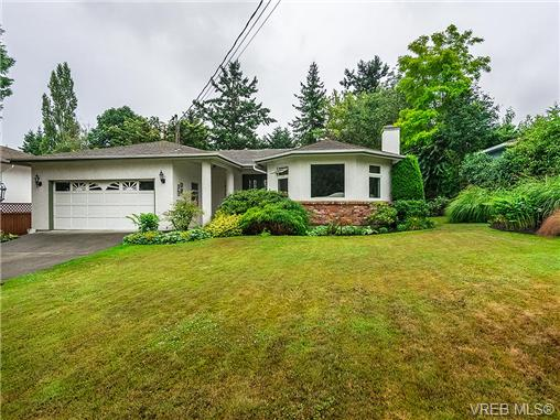 Main Photo: 1945 Hovey Road in SAANICHTON: CS Saanichton Single Family Detached for sale (Central Saanich)  : MLS®# 354459