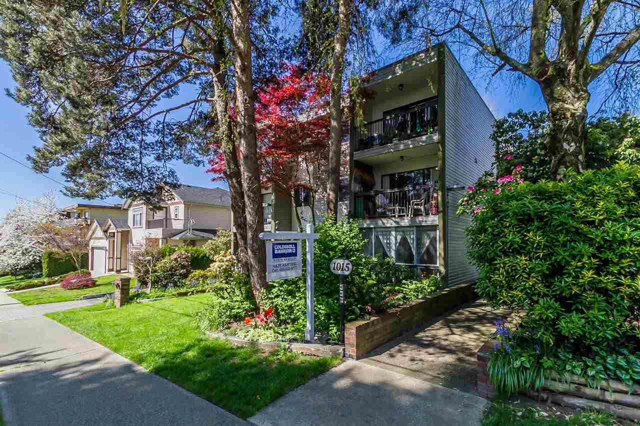 Main Photo: 104 1015 ST. ANDREWS Street in New Westminster: Uptown NW Condo for sale : MLS® # R2054233