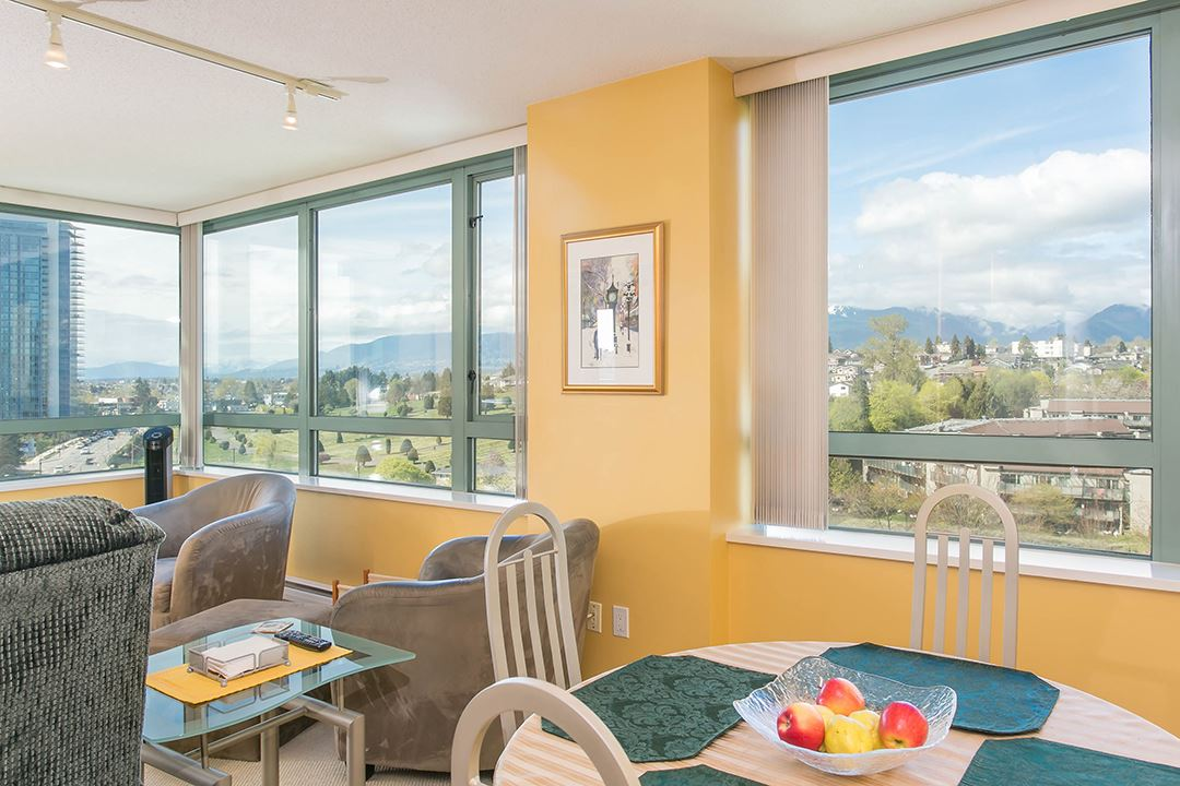 Photo 7: 1104 4398 BUCHANAN Street in Burnaby: Brentwood Park Condo for sale (Burnaby North)  : MLS® # R2056933
