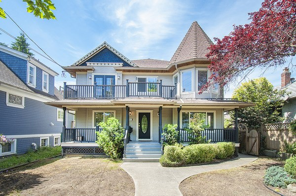 Main Photo: 421 KELLY Street in New Westminster: Sapperton House for sale : MLS® # R2069391