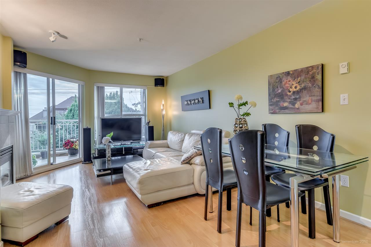 "Main Photo: 409 1128 SIXTH Avenue in New Westminster: Uptown NW Condo for sale in ""Kingsgate"" : MLS® # R2099998"
