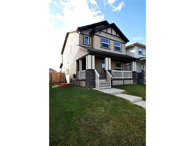 Main Photo: 269 SILVERADO Way SW in Calgary: Silverado House for sale : MLS® # C4082092