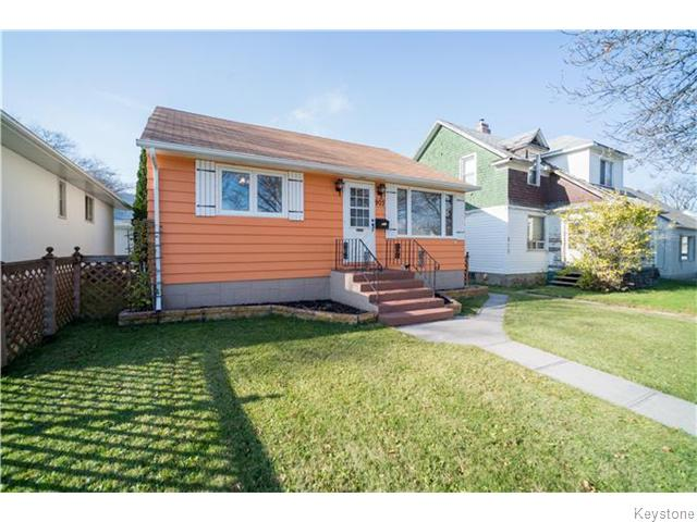 Main Photo: 903 Madeline Street in Winnipeg: West Transcona Residential for sale (3L)  : MLS® # 1627830