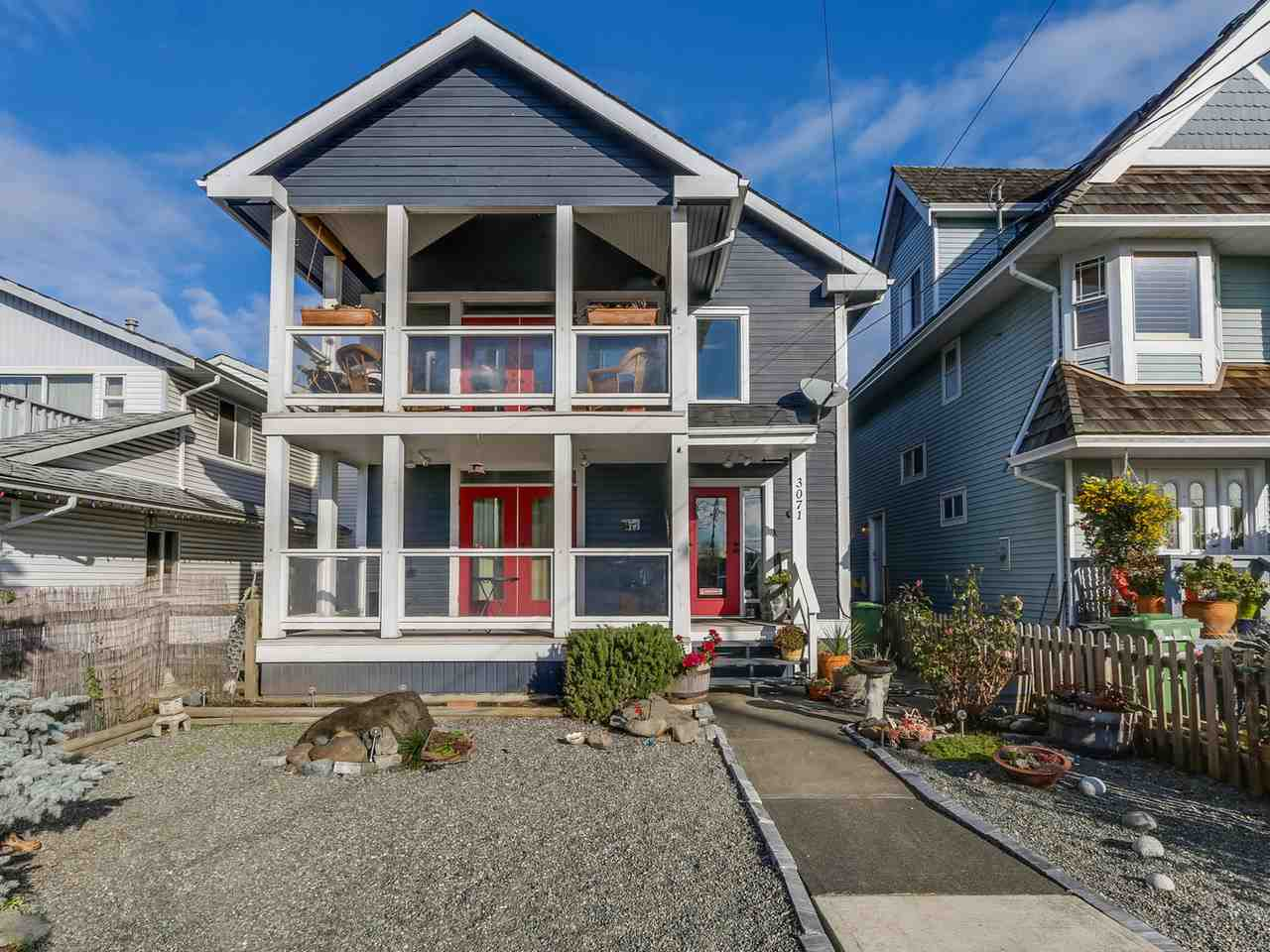 "Main Photo: 3071 CHATHAM Street in Richmond: Steveston Village House for sale in ""STEVESTON VILLAGE"" : MLS® # R2121255"