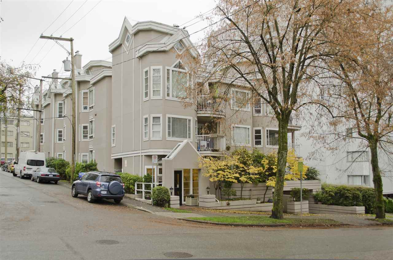 "Main Photo: 208 1280 NICOLA Street in Vancouver: West End VW Condo for sale in ""LINDEN HOUSE"" (Vancouver West)  : MLS®# R2122008"