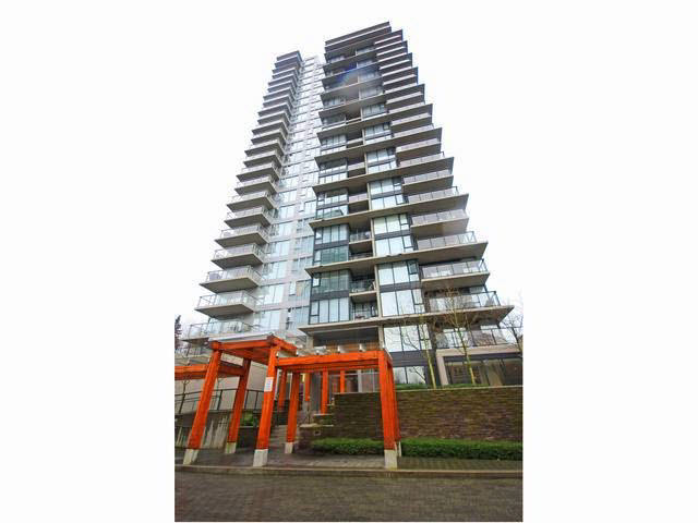 Main Photo: 1206 651 NOOTKA WAY in : Port Moody Centre Condo for sale : MLS®# V1101453