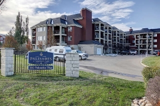 Main Photo: 101 300 PALISADES Way: Sherwood Park Condo for sale : MLS(r) # E4046581