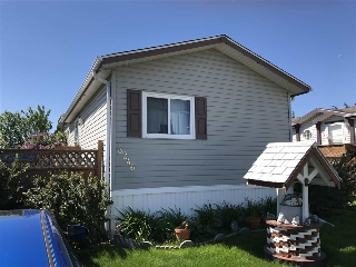 Main Photo: 3246 Lakewood Close in Edmonton: Zone 59 Mobile for sale : MLS® # E4049591