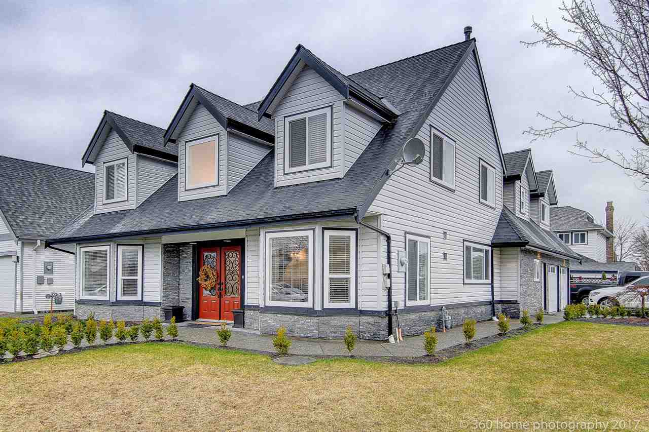 Main Photo: 6199 45 Avenue in Delta: Holly House for sale (Ladner)  : MLS® # R2137989