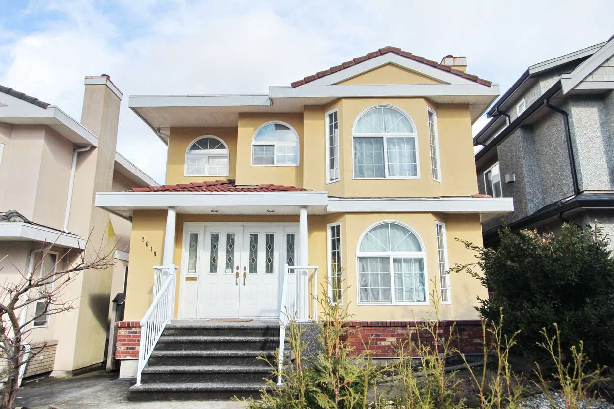 Main Photo: 2619 PARKER Street in Vancouver: Renfrew VE House for sale (Vancouver East)  : MLS®# R2144286