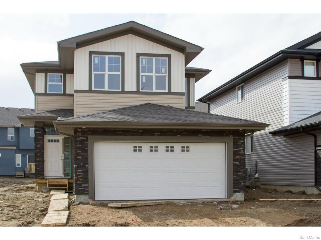 Main Photo: 454 Secord Way in Saskatoon: Brighton Single Family Dwelling for sale (Saskatoon Area 01)  : MLS(r) # 602544