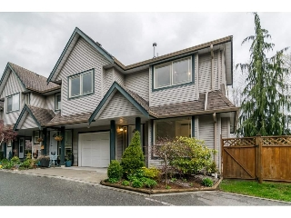 Main Photo: 1 22980 ABERNETHY Lane in Maple Ridge: East Central Townhouse for sale : MLS(r) # R2156977
