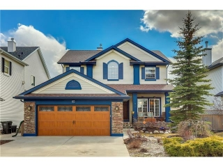 Main Photo: 85 COUGARSTONE Terrace SW in Calgary: Cougar Ridge House for sale : MLS(r) # C4111088
