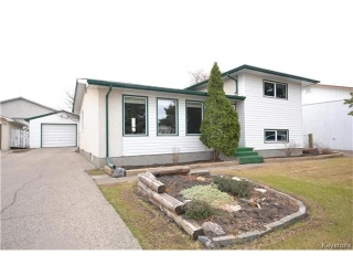 Main Photo: 58 Penrose Place in Winnipeg: Windsor Park Residential for sale (2G)  : MLS® # 1709221