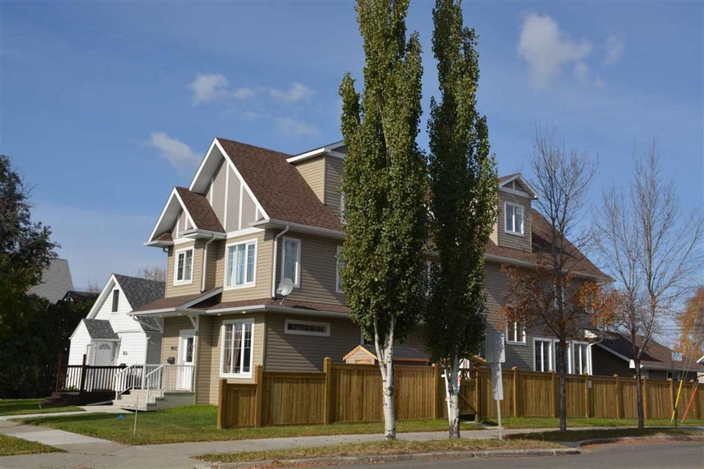 Main Photo: 2 9602 74 Avenue in Edmonton: Zone 17 House Half Duplex for sale : MLS(r) # E4066179