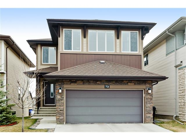 Main Photo: 72 WALDEN TC SE in Calgary: Walden House for sale : MLS® # C4140773